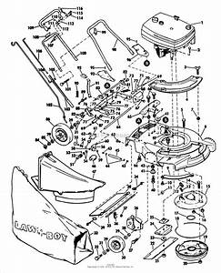 Wiring Diagram  27 Lawn Boy Parts Diagram