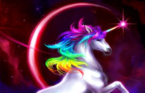 rainbow unicorn fantasy abstract background wallpapers