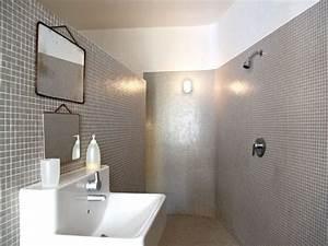 17 meilleures idees a propos de salle de bains carrelee en With photo salle de bain mosaique