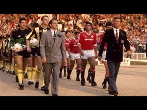 1990 FA Cup Final Replay Man Utd vs C Palace - YouTube