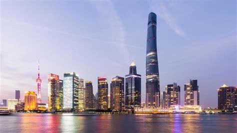 chinas wolkenkratzer shanghai ist stolz auf den naechsten rekord welt