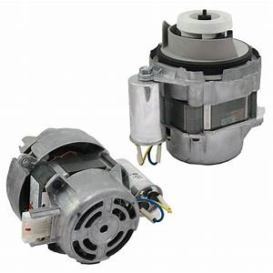 Diagram Dishwasher Motor