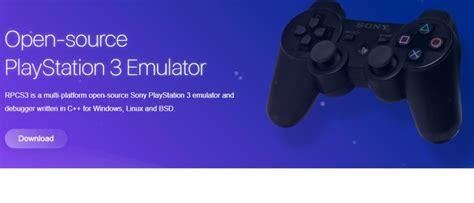 12 Best Ps3 Emulators For Windows 10 Pc Free Download