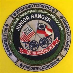 Global Service Desk Be A Junior Ranger Fredericksburg Spotsylvania