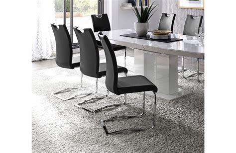 chaise salle a manger moderne chaise moderne pour salle à manger torino g chaises