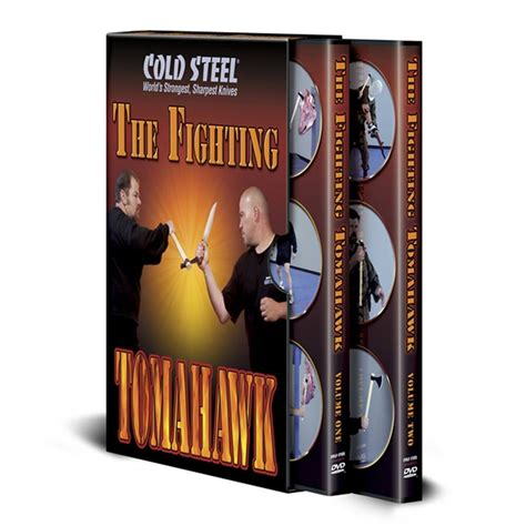 Cold Steel The Fighting Tomahawk Dvd