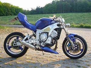 The gallery for --> Yamaha R6 Streetfighter