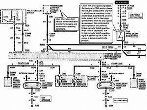 1997 Lincoln Mark Viii Fuse Diagram