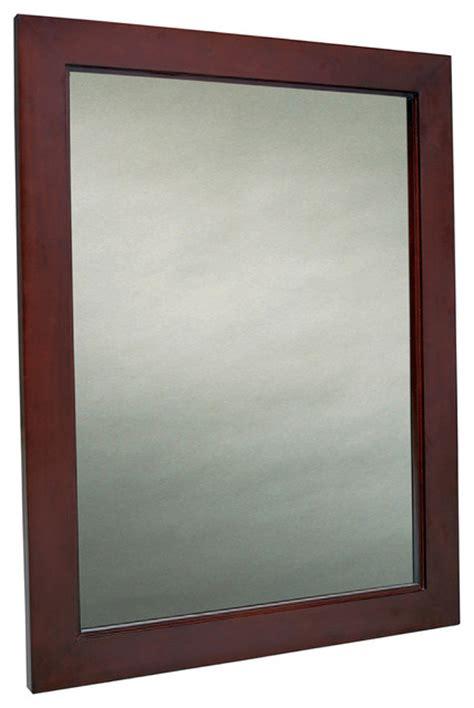 mahogany bathroom mirror traditional bathroom mirrors