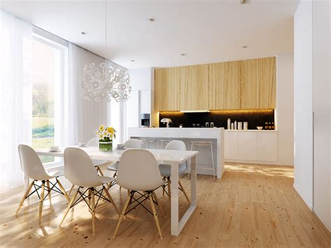 white wood dining inspiring interior designs by p m studio