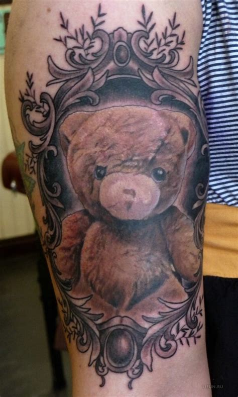 teddy bear tattoos designs ideas  meaning tattoos