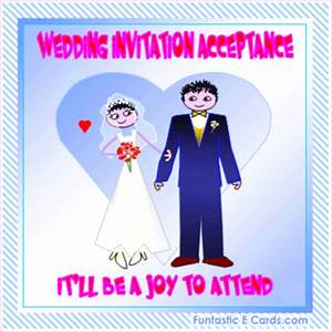 accepting birthday quotes quotesgram With funny animated wedding invitations