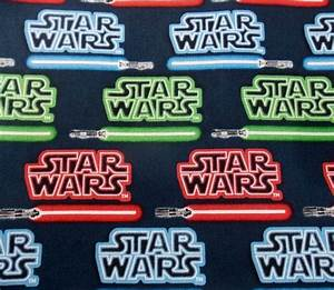 Stoff Star Wars : star wars stoff light saber stoff film stoff baumwolle stoff ~ Watch28wear.com Haus und Dekorationen