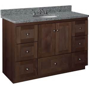 unfinished wood vanities without tops bathroom