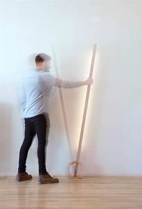 Floor Lamp in Bronze and Walnut Balance, Vari Series For ...