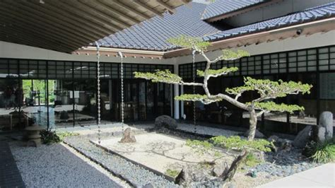 museum courtyard picture of morikami museum japanese
