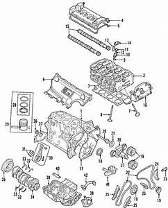 Oem Vw Engine For 2002 Volkswagen Eurovan
