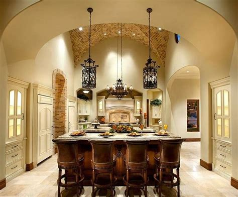kitchens  jaw dropping cathedral ceilings page