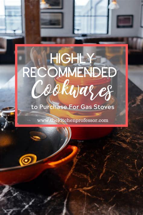 gas cookware stove stoves gadgets pans pots thekitchenprofessor cooktop range
