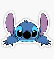 Stitch: Stickers Redbubble