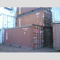 20ft Open Top Containers And 40ft Open Top Containers For Sale