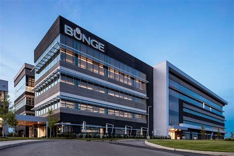 bunge headquarters office development  opus group