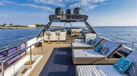 Fort Lauderdale Boat Show Food Vendors by Ferretti Yachts Archives Megayacht News