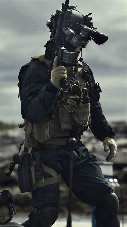 Military Army Swat Soldier Iphone Mobile Team