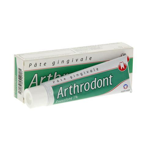 arthrodont 1 p 226 te gingivale fabre m 233 dicament conseil pharmacie en ligne prado mermoz