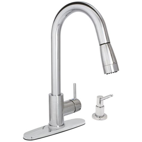 kitchen faucets houston huntington brass 8 quot kitchen pull out faucet chrome home