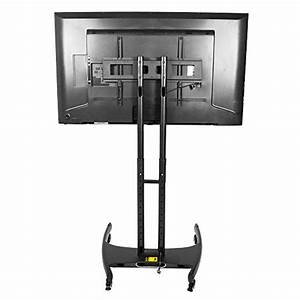 Kanto MTM65 Mobile TV Stand With Mount For 37 To 65 Inch