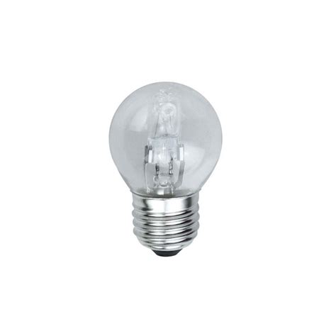 eveready dimmable energy saving g45 halogen golf 42w 60w