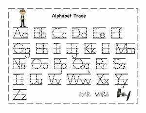 tracing letters for preschool kindergarten toddlers With traceable letters for pre k