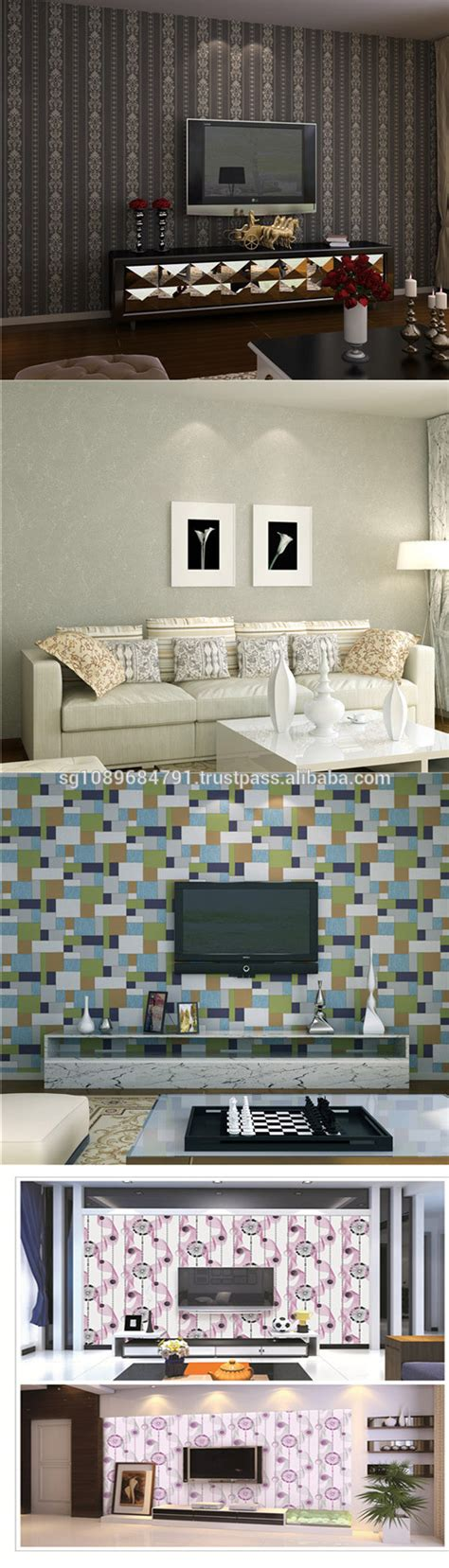3d wall panel 2017 new products vinyl wallpaper lowes