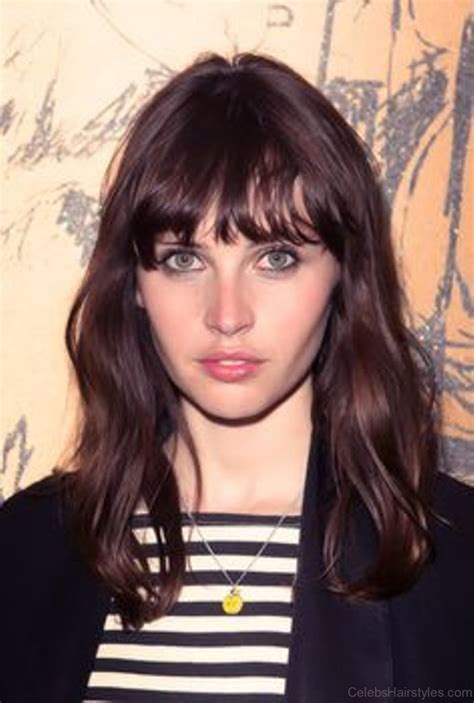 awesome felicity jones hairstyles