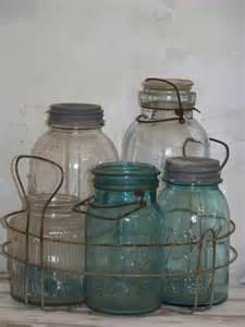 Vintage Canning Jar Rack