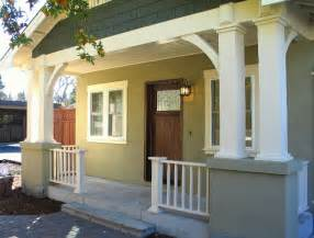 top photos ideas for craftsman style porches craftsman bungalow front porch