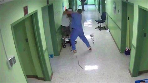 psychiatric hospital security video exposes abusive