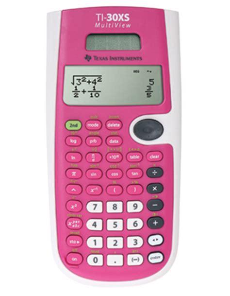 Ti 30xs calculator online free download   contmidisapp