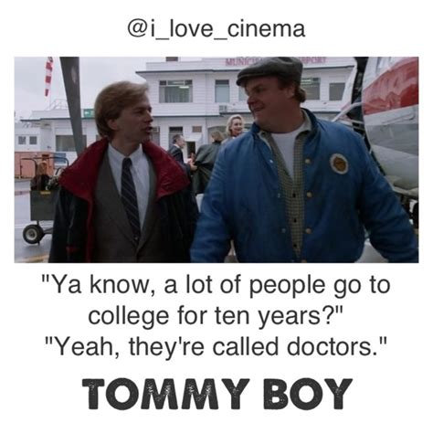 Tommy Boy Memes - 45 best images about tommy boy on pinterest park in cow tipping and i quit
