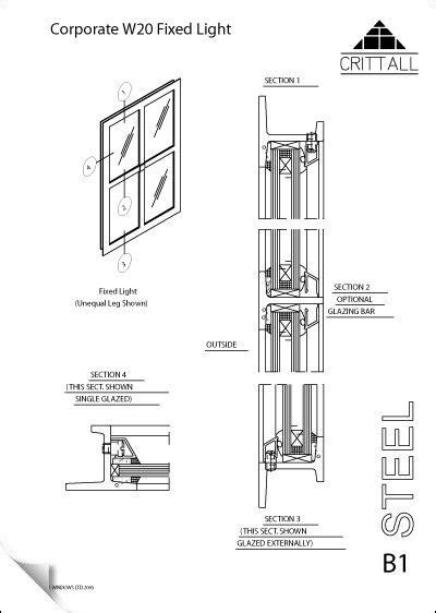 repair  existing crittall windows  doors details   crittall window company