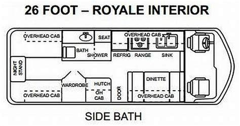 Gmc Motorhome Royale Floor Plans by The World S Catalog Of Ideas