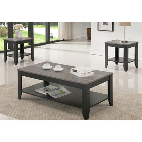 Add style to your home, with pieces that add to your decor while providing hidden storage. Red Barrel Studio® Hanriette Reclaimed Wood Look 3 Piece Coffee Table Set | Wayfair