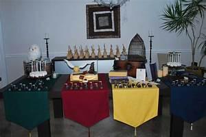 Harry Potter Decoration : harry potter birthday party ~ Dode.kayakingforconservation.com Idées de Décoration