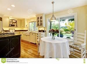 fenetre de cuisine habillage de fenetre de cuisine With plan de travail maison 3 cuisine maison de campagne belle cuisine nous a fait 224 l