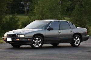 Sell Used 1993 Buick Regal Limited Sedan 4