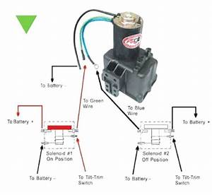 Wiring 3 Wire Switch To A 4 Wire System On Atv Winch