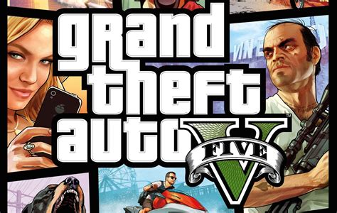 Gta V Is Joint Highestrated Game Ever On Metacritic