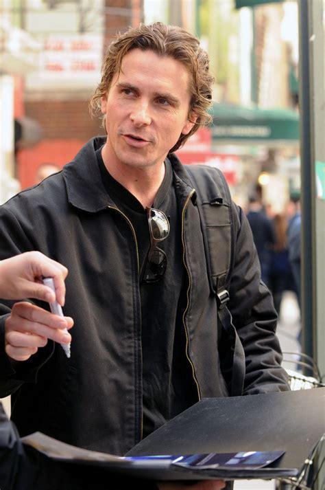 Christian Bale Photos Films The