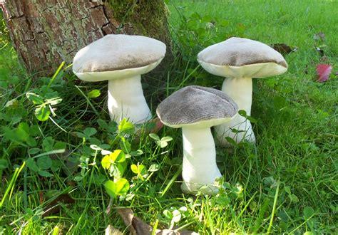 Pilze Für Garten Basteln by Pilze Handmade Kultur